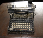 Susan B. Anthony's typewriter